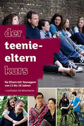 Teenie-Elternkurs - Leitfaden für Mitarbeiter