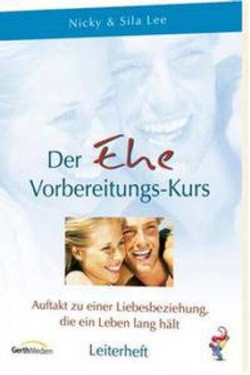 Ehe-Vorbereitungskurs Leiterheft PDF