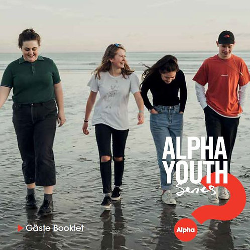 AYS - Alpha Youth Gäste Booklet