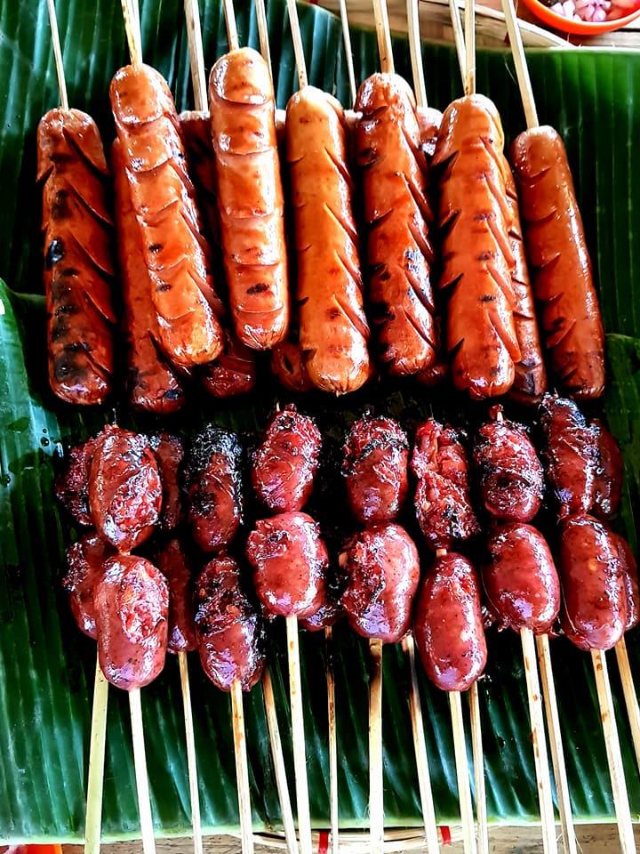 Hotdogs & Longganisa