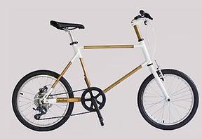 Spedagi Bamboo Bike Sepeda Bambu Minivelo Rodacilik Unique Temanggung Produk Lokal Indonesia