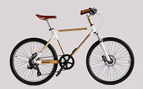 Spedagi Bamboo Bike Sepeda Bambu Jengki Classic Joy Gowesmulyo Temanggung Produk Lokal Indonesia