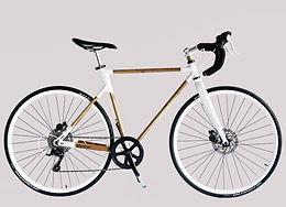 Spedagi Bamboo Bike Sepeda Bambu Roadbike Road Edgy Dalanrata Temanggung Produk Lokal Indonesia