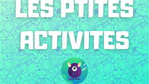 Les ptites activités de Léa J27