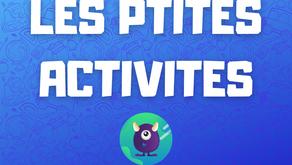Les ptites activités de Léa J32