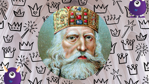 Série LES PERSONNAGES CÉLÈBRES N°2: Charlemagne