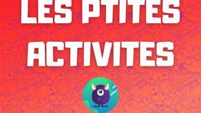 Les ptites activités de Léa J30