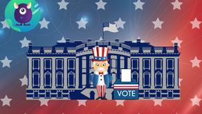 Les élections présidentielles aux États-Unis