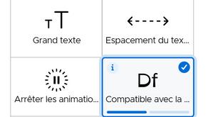 OpenDyslexic : une police d'écriture conçue pour faciliter la lecture