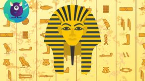 Découverte d'un trésor en Egypte