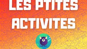 Les ptites activités de Léa J29
