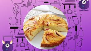 Le gâteau aux pommes de Sarah