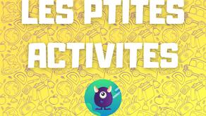 Les ptites activités de Léa J28