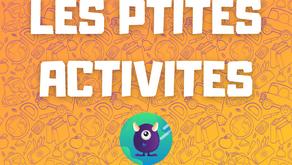 Les ptites activités de Léa J26