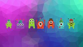 Les Ptits Monstres DYS l'application, la version 2 est disponible