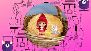 La galette du Petit Chaperon Rouge