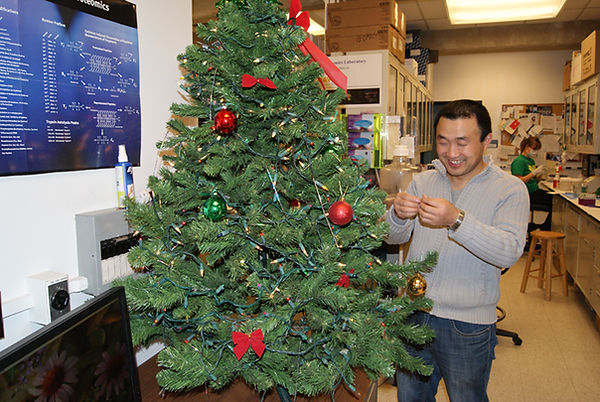 Christmas tree decorating Gomes lab.jpg