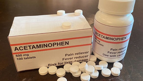 Acetaminophen: Use with Caution