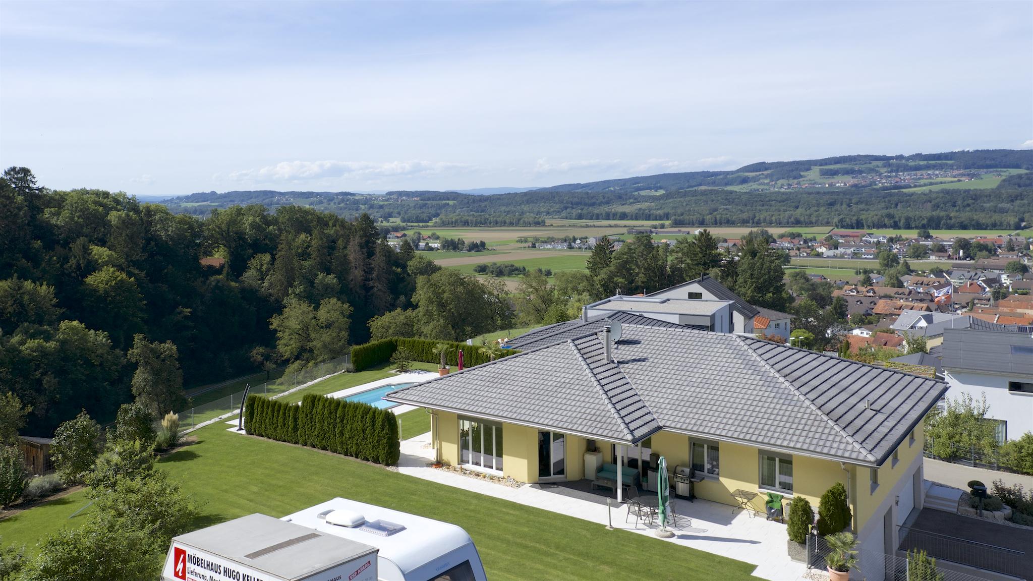 Villa mit Weitsicht