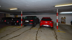 Die beiden Garagenplätze