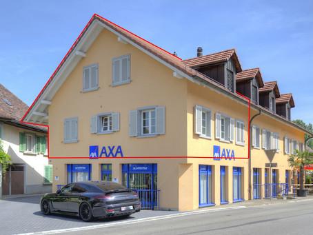 Neftenbach - Günstige 5 ½-Zimmer-Wohnung