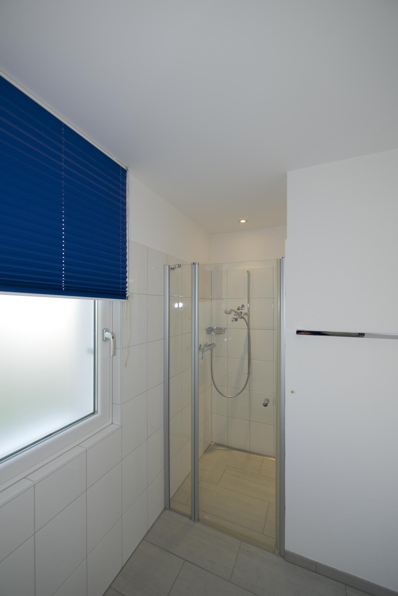 Dusche/WC im Erdgeschoss