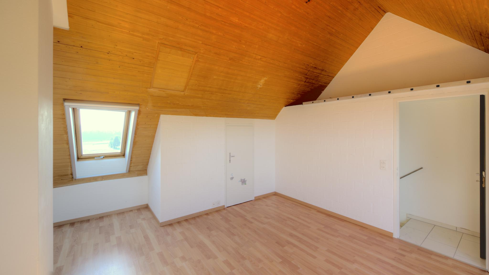 Das Dachzimmer