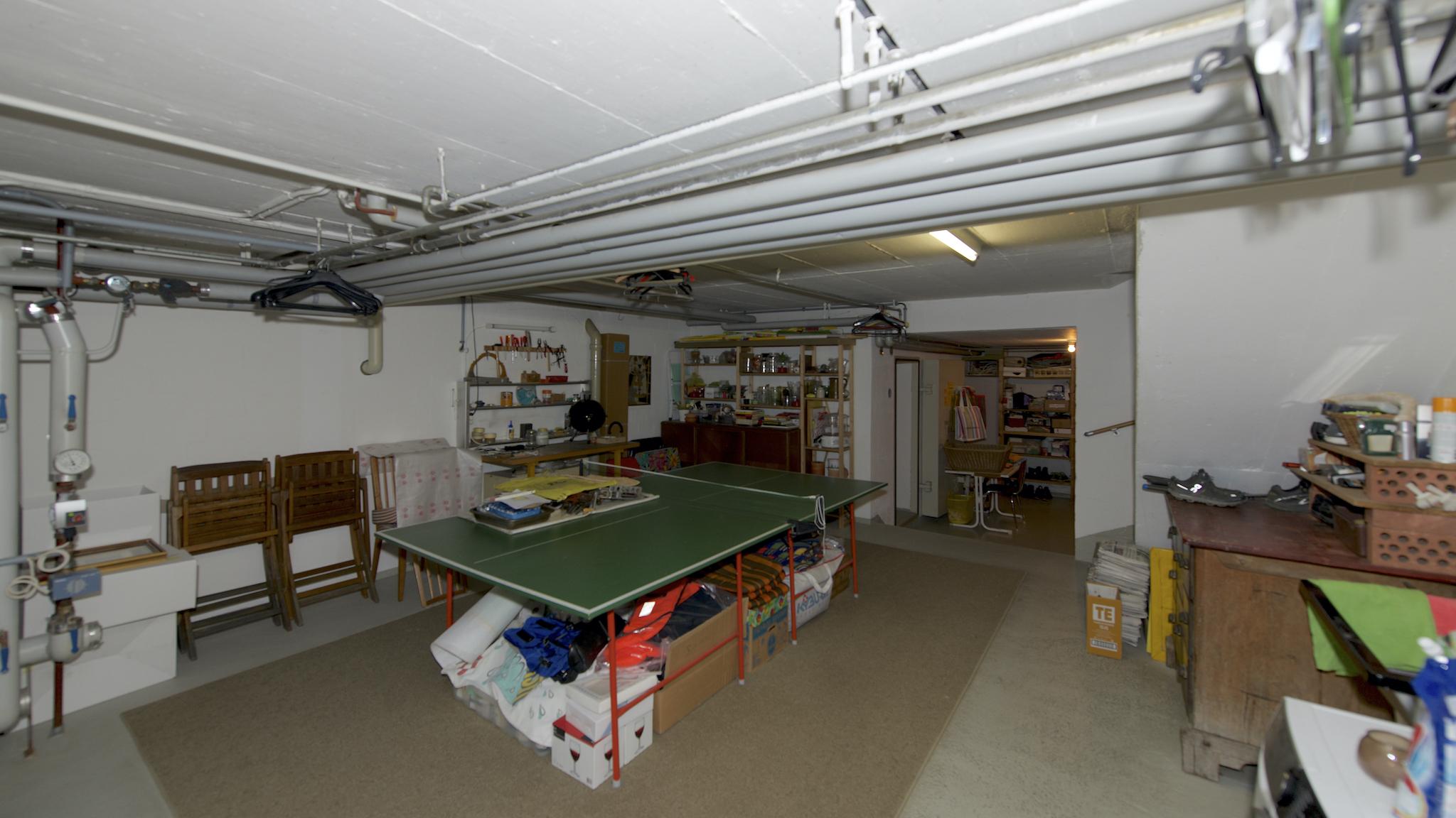 Grosser Kellerraum