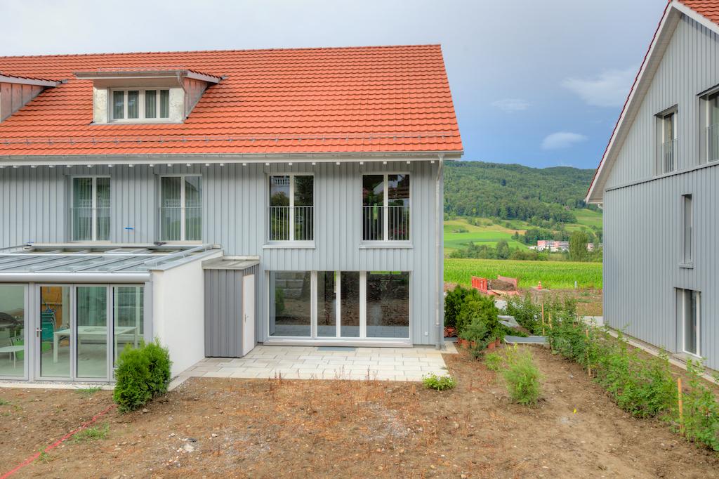 Das letzte Haus steht zum Verkauf