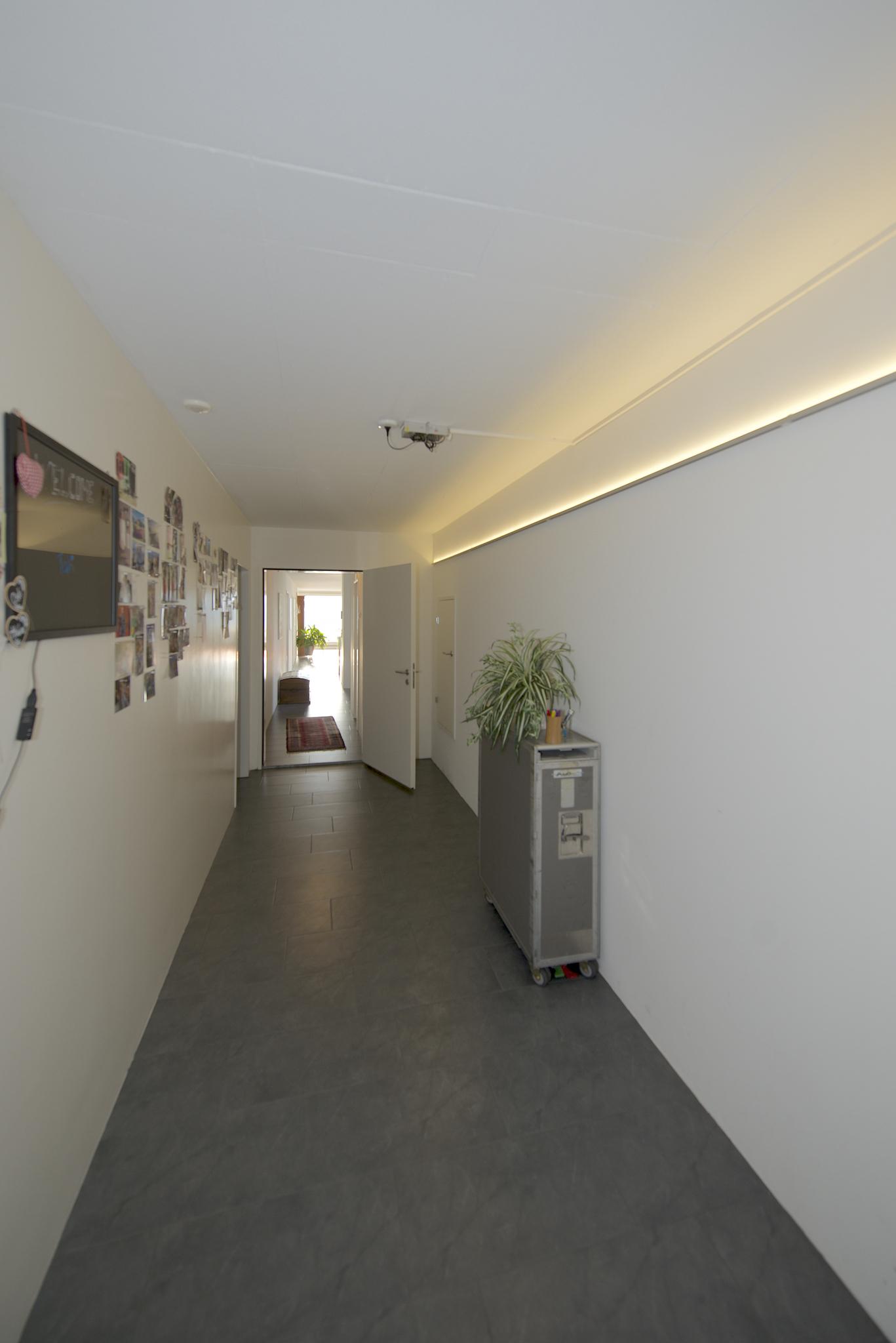 Vorplatz beim Lift (Kellerbereich)