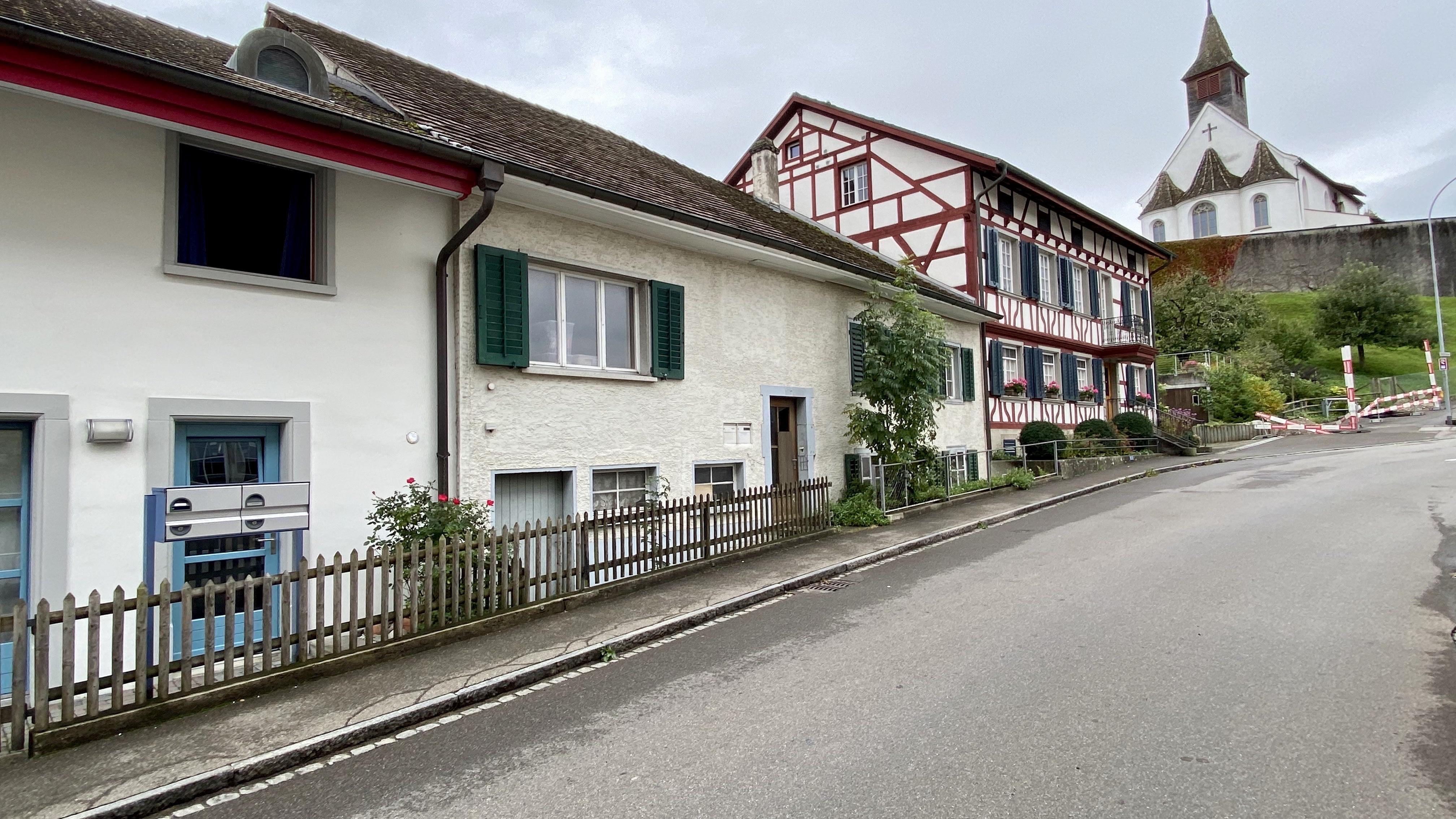 Das Haus an der Poststrasse