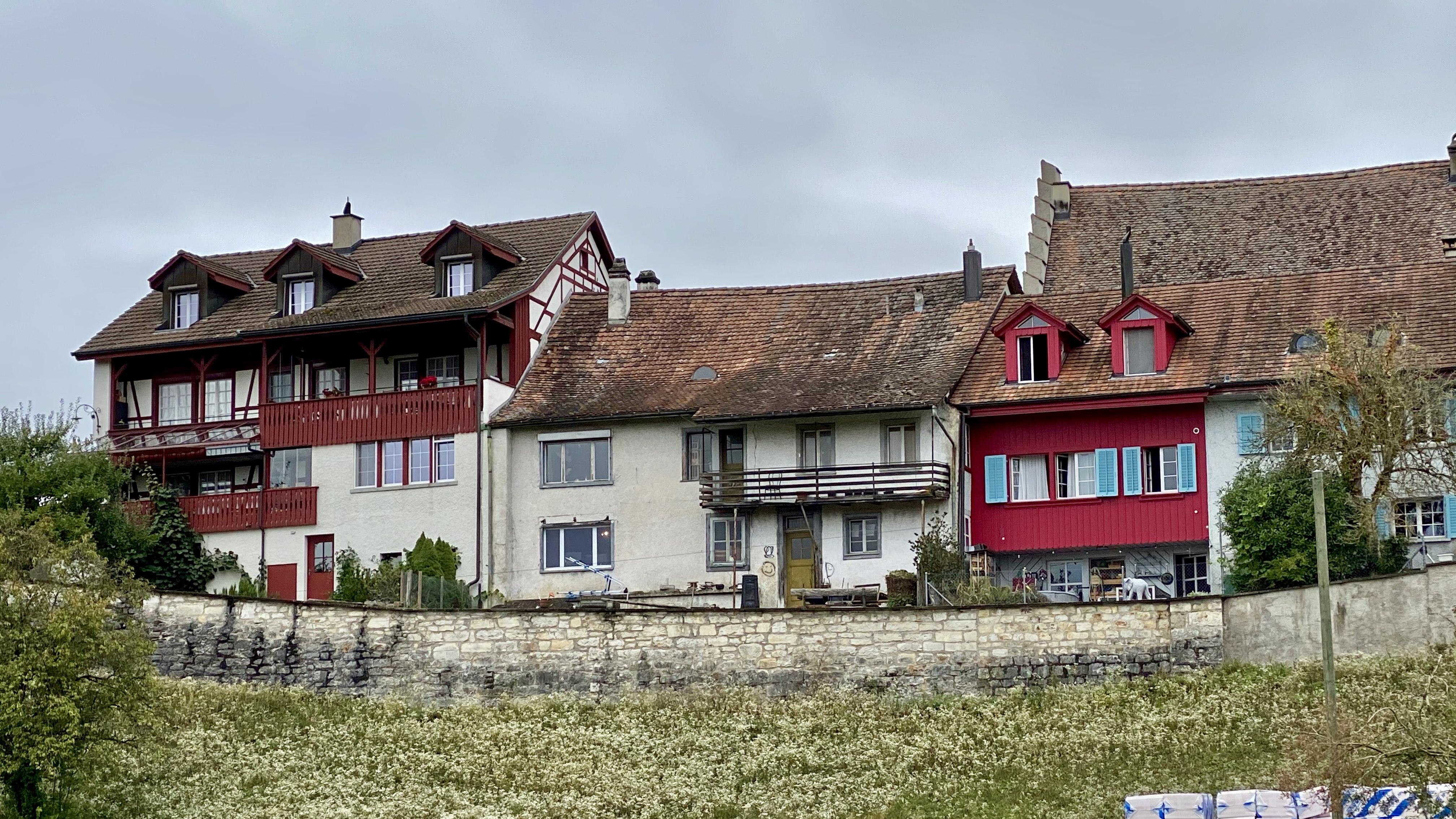 """Das Haus in der """"Stadtmauer"""""""