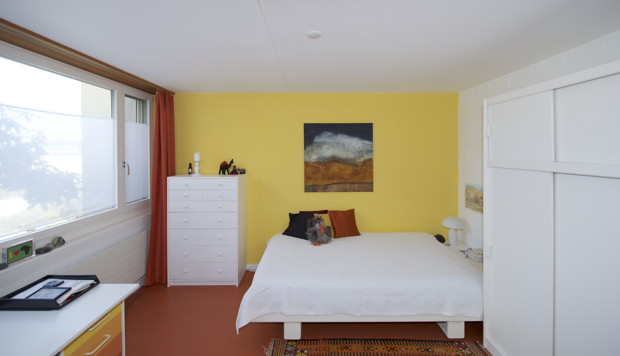 "Büro/Gästezimmer im ""Untergeschoss"""