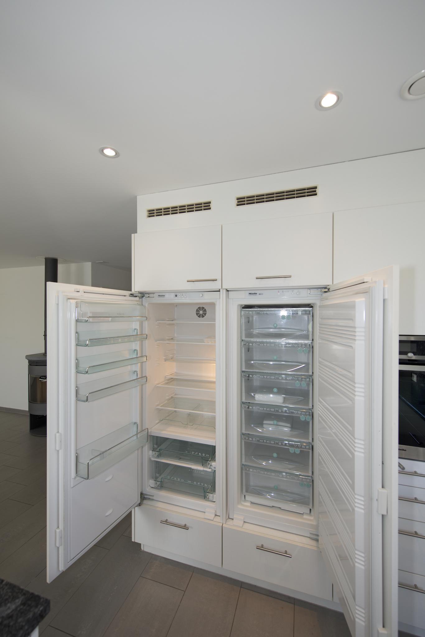 Food-Center (in einer 2 ½-Zimmer-Wohnung....)