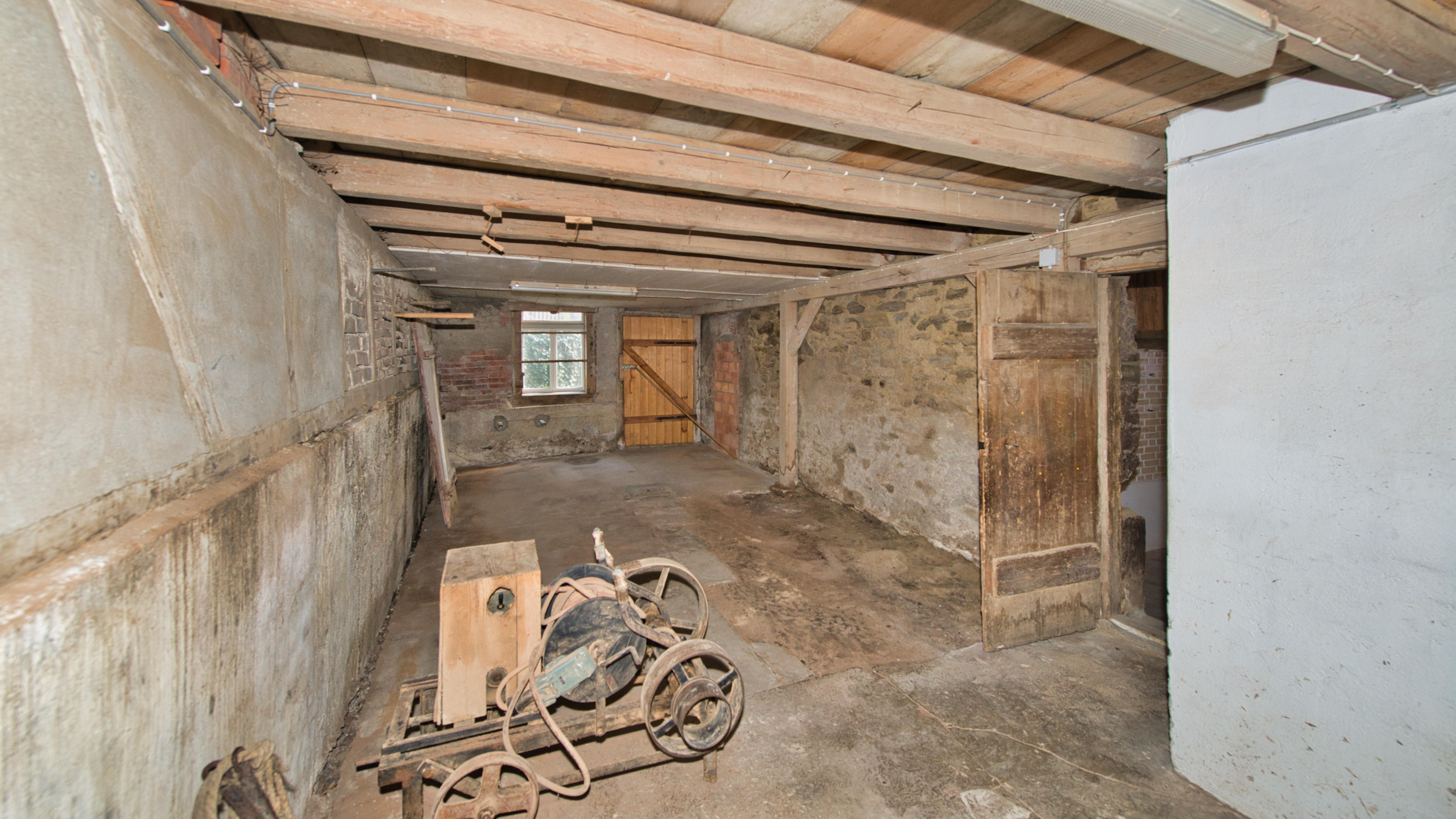 Zusätzlicher Raum im Erdgeschoss
