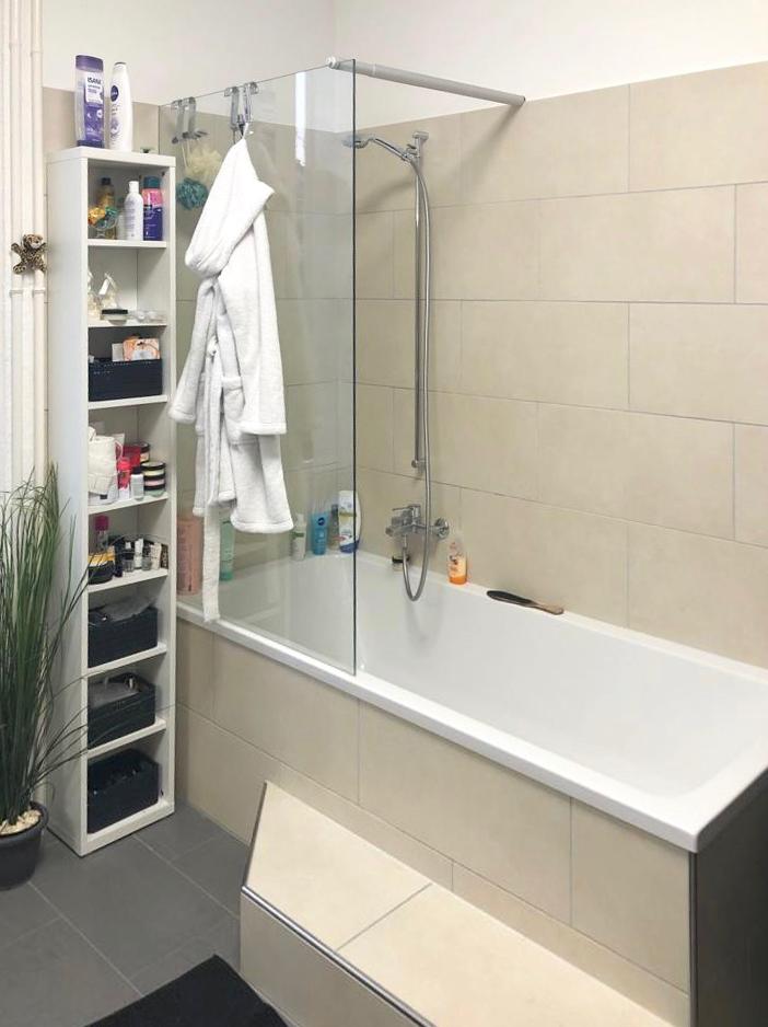 Bad der EG-Wohnung