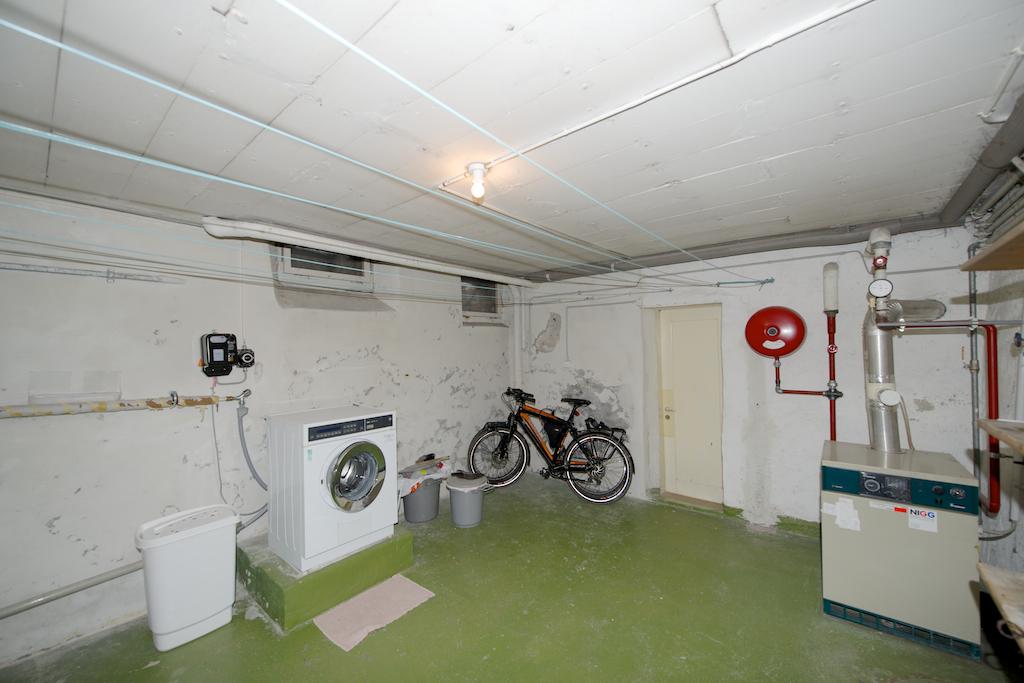 Waschküche / Gasheizung