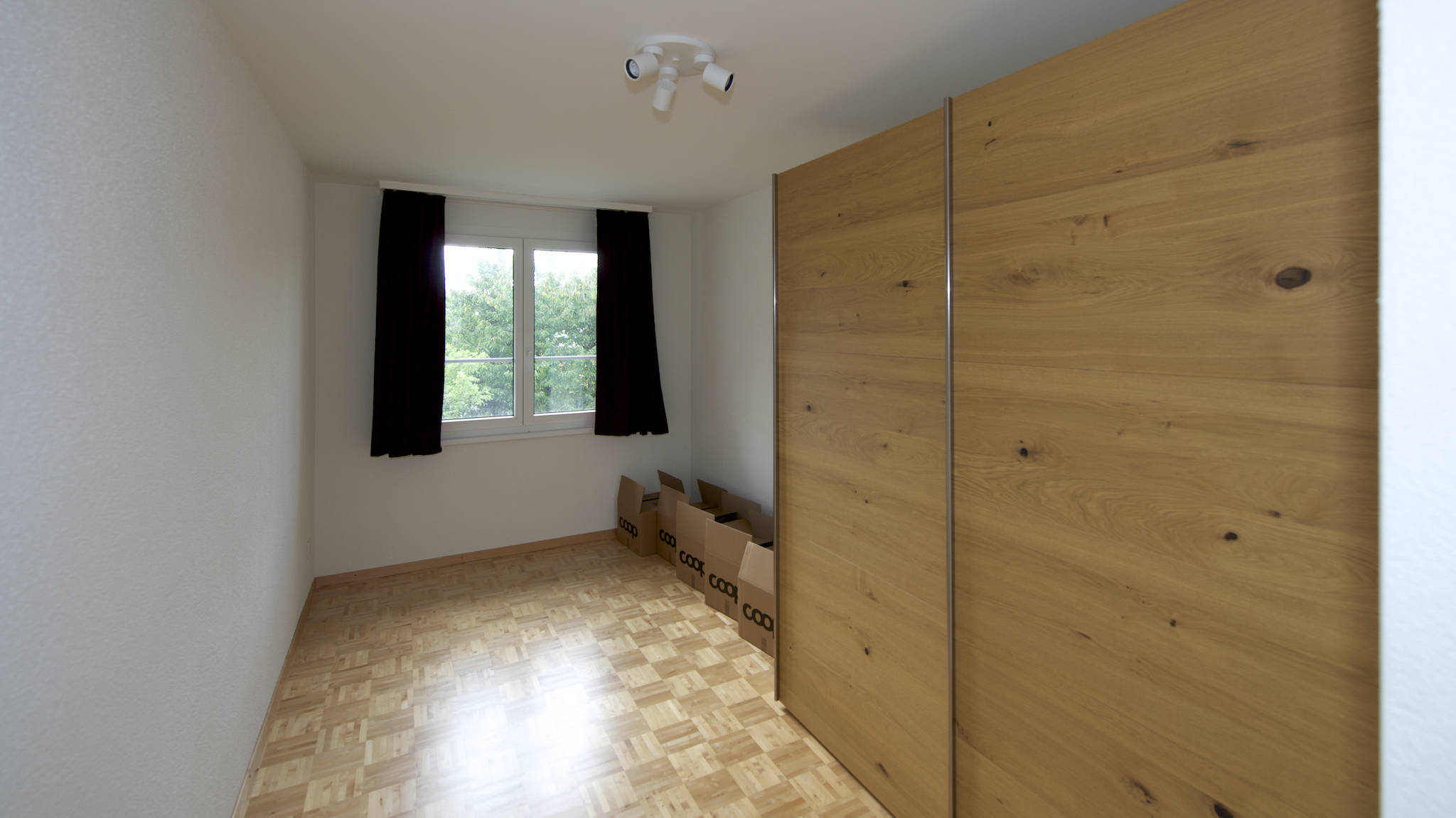 Kinderzimmer beim Entrée