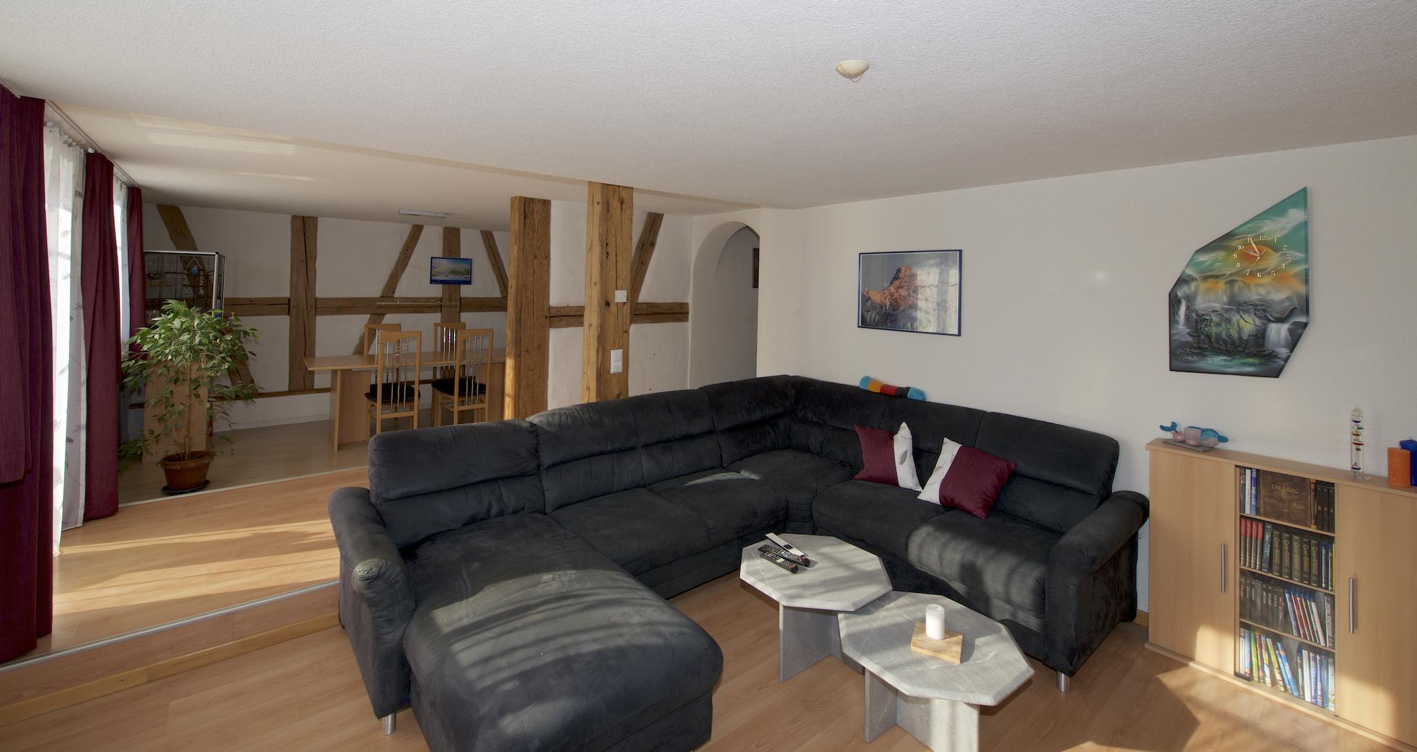 5 1 2 Zimmer Raumwunder In Mullheim