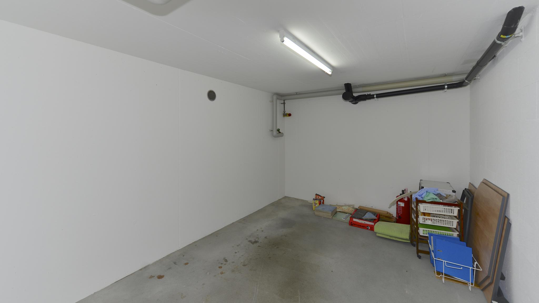 Kellerraum im Untergeschoss