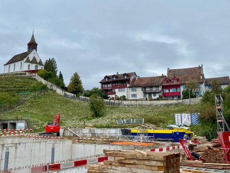 Renovationsobjekt in Rheinau