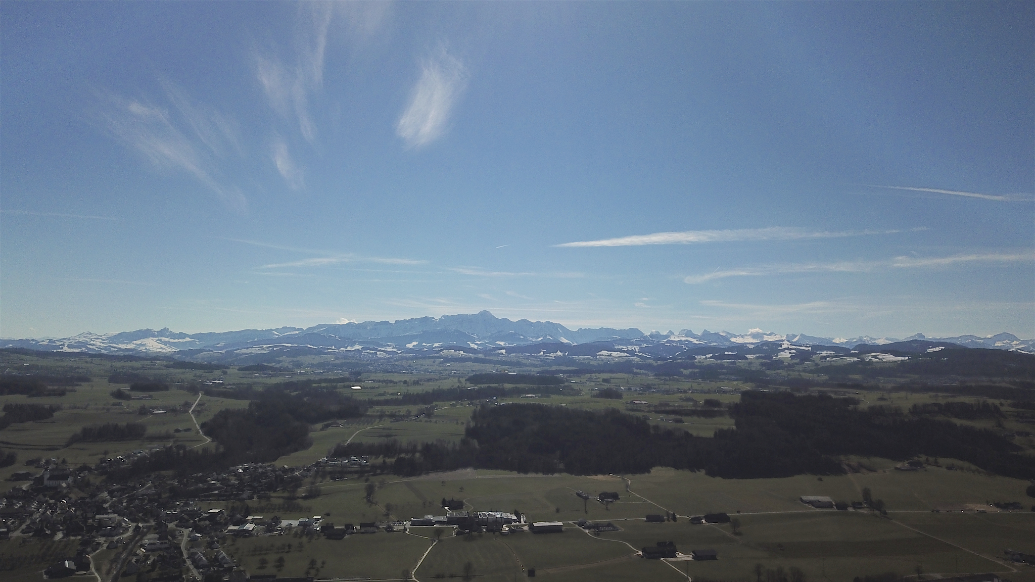 Aussicht in den Alpstein