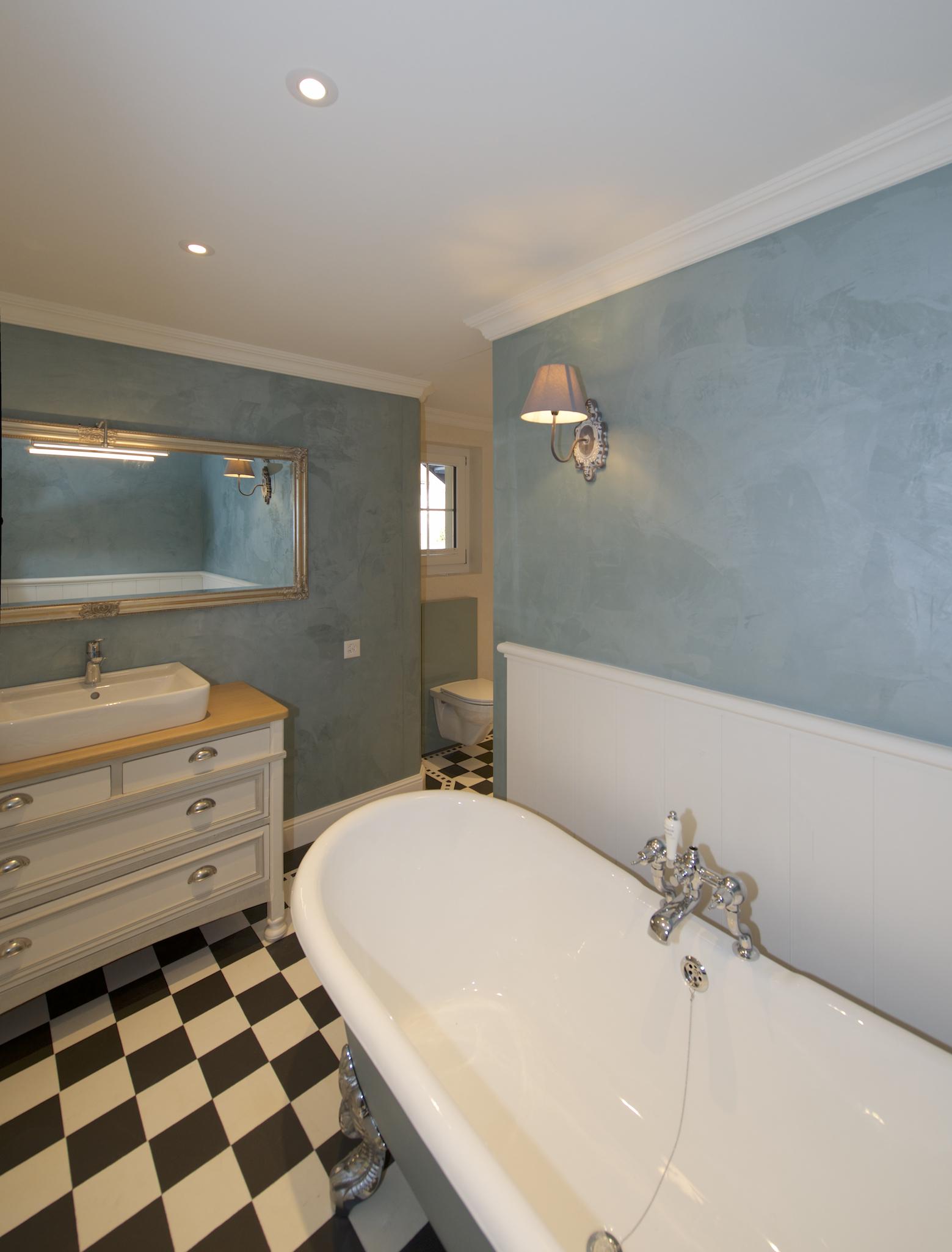 Das romantische Bad
