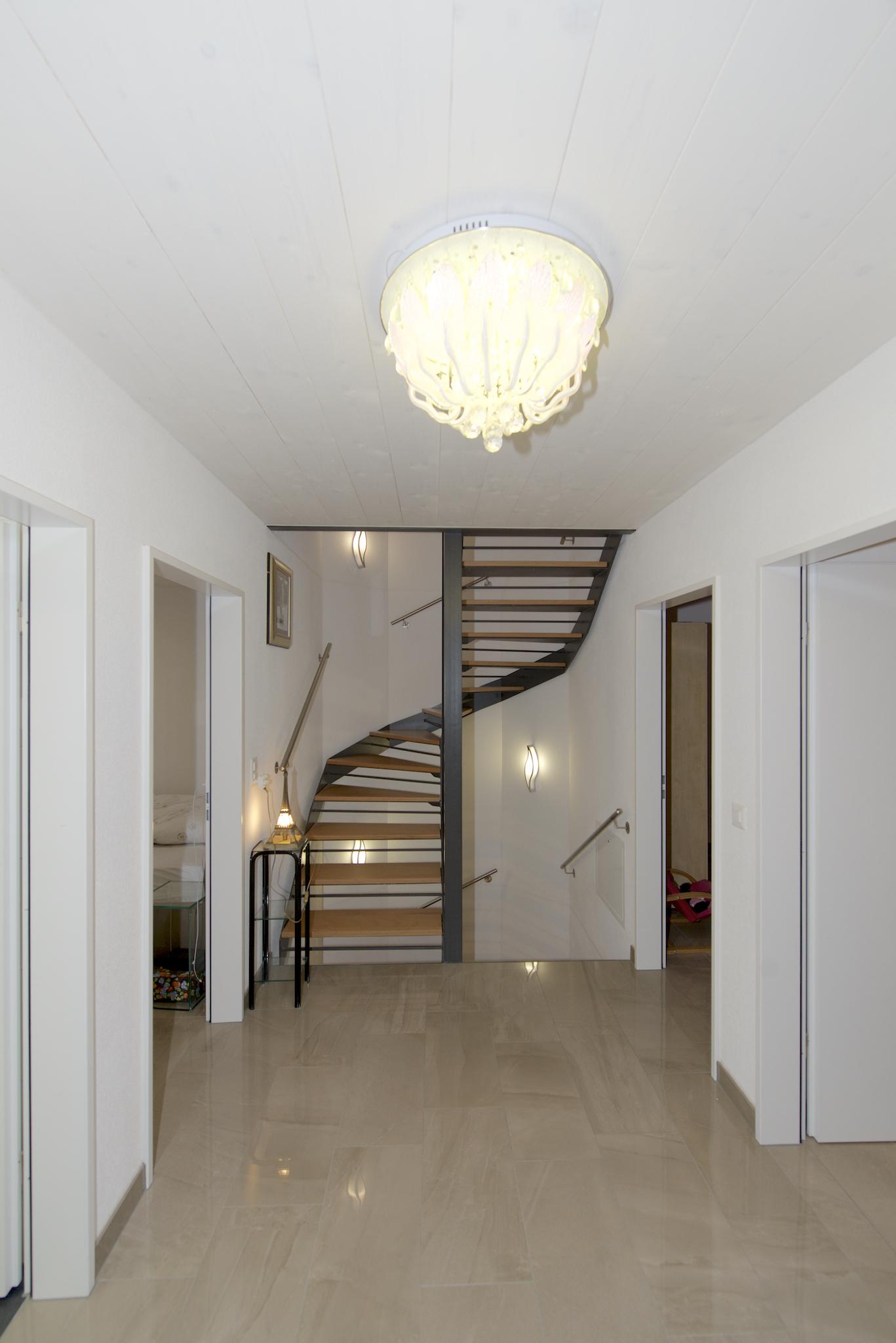Treppe/Vorplatz im Obergeschoss