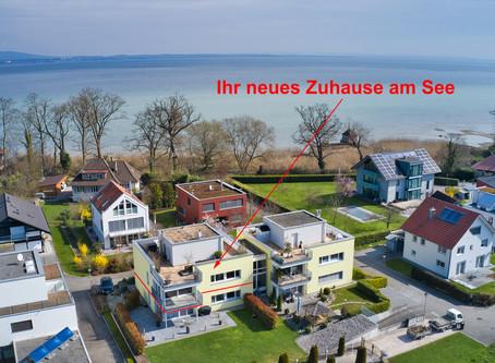 Tolle Attika-Maisonette in Güttingen am Bodensee