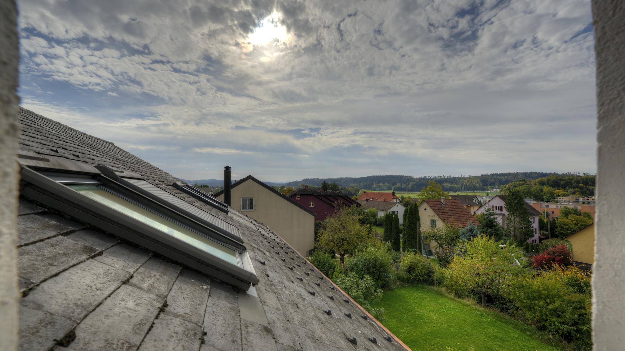 Sicht Richtung Reutlingen
