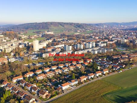 Leben an der Töss - Wohnen in der Hardau in Winterthur
