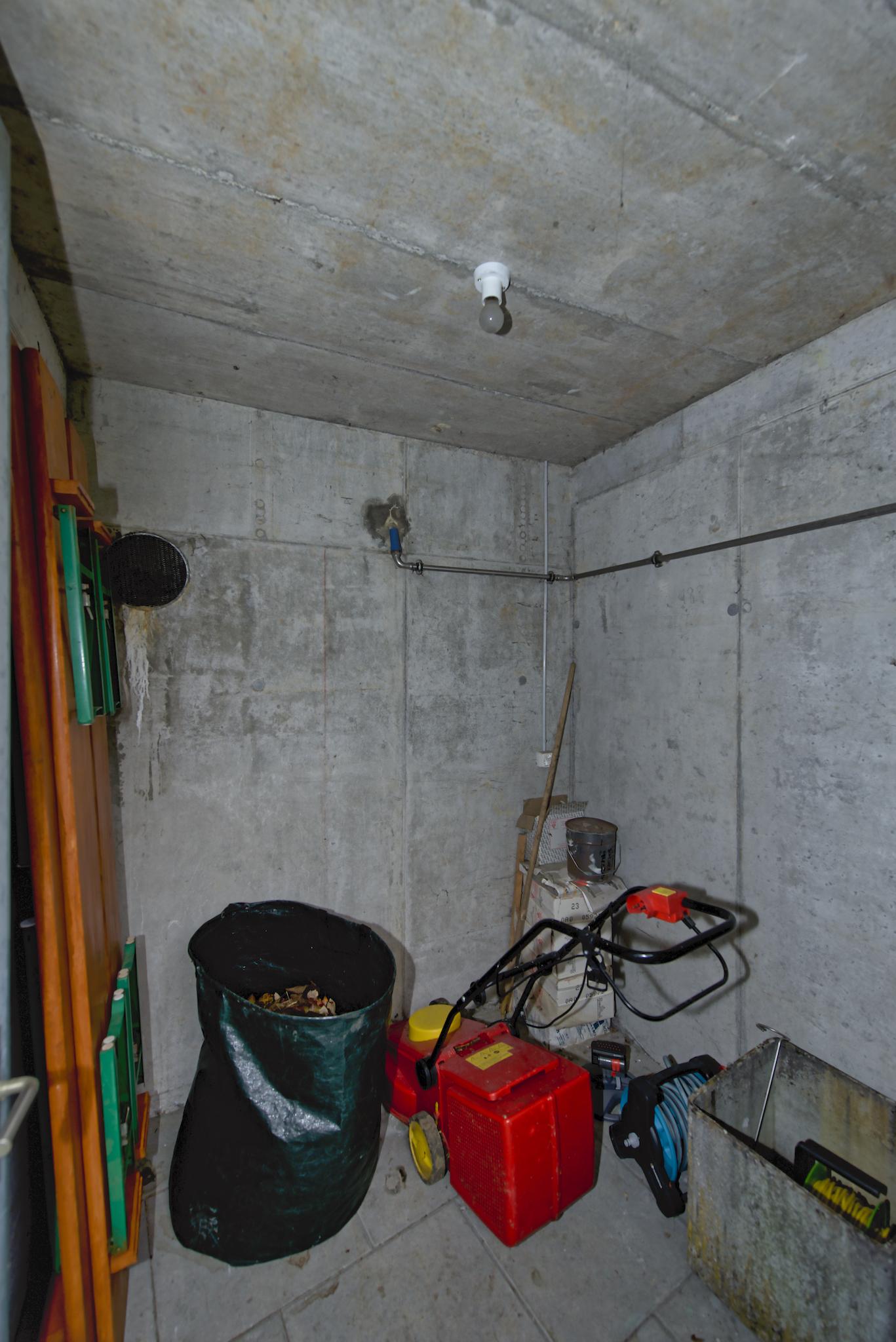 Hauswart-Raum