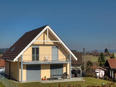 Neubau in Hefenhofen bei Amriswil, letztes Haus, inkl. Doppelgarage, etc.