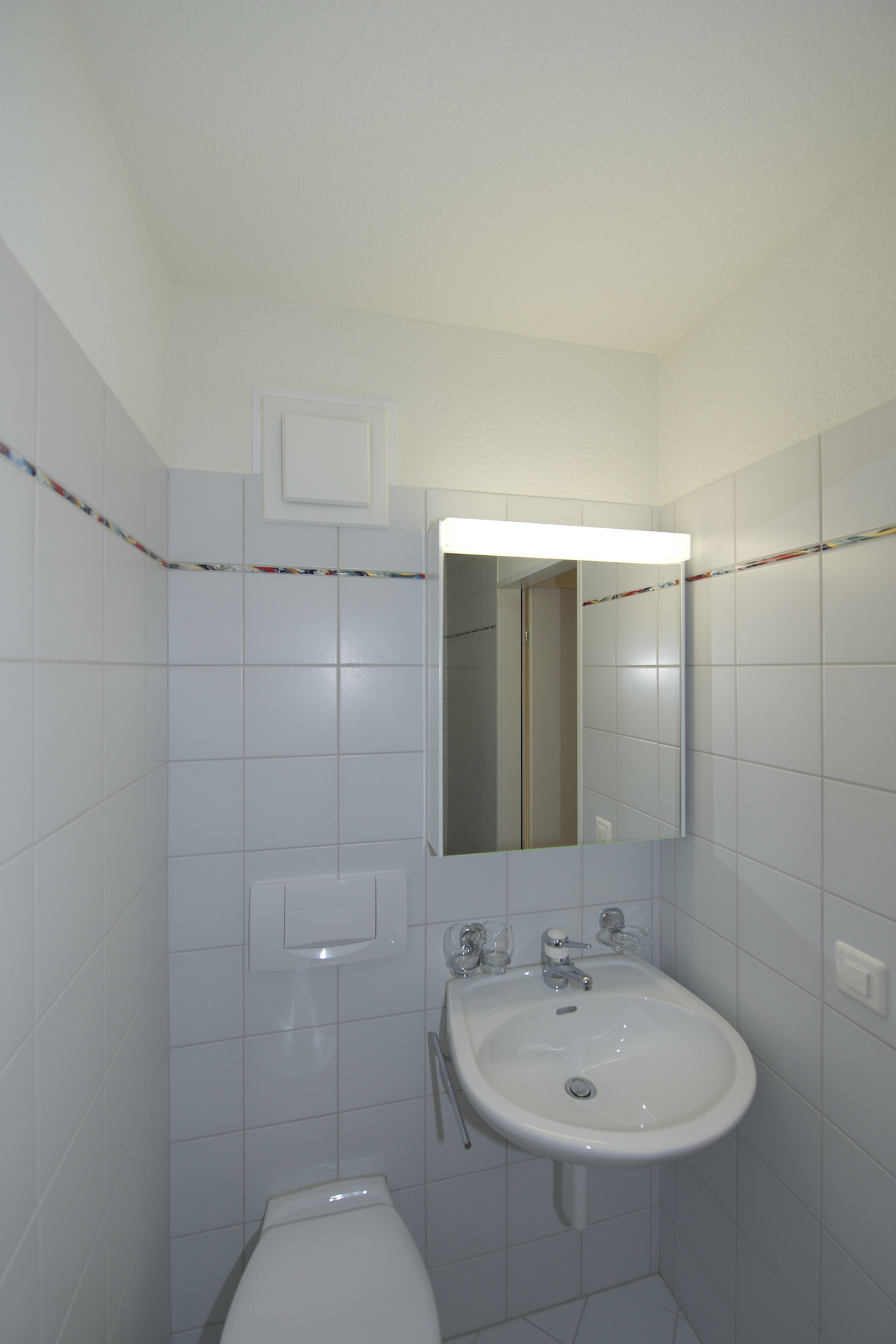 Gäste-WC/Dusche
